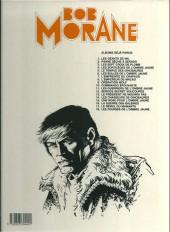 Verso de Bob Morane 3 (Lombard) -33a- Les chasseurs de dinosaures