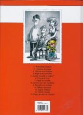 Verso de Cédric -1a2000- Premières classes