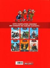 Verso de Les fondus de moto -BO- Le Best of