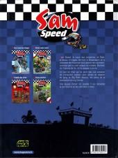 Verso de Sam Speed -4- Poule position