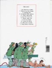 Verso de Les femmes en Blanc -3b1993- Superpiquées