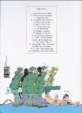 Verso de Les femmes en Blanc -2b1998- Gaze à tous les étages