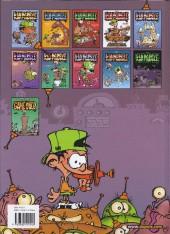 Verso de Kid Paddle -1a2005- Jeux de vilains