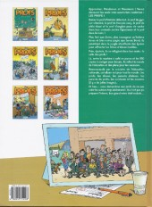 Verso de Les profs -1a2004a- Interro surprise