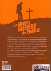 Verso de La grande Guerre de Charlie -7- La Grande Mutinerie
