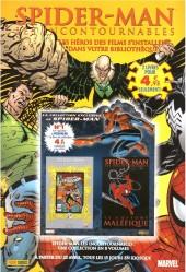 Verso de Spider-Man - Poche -2- Avec les Fantastic Four