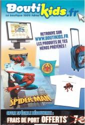 Verso de Spider-Man - Poche -3- Hulk veut tout casser