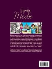 Verso de Esprits du vin -1- Esprits Médoc