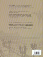 Verso de (AUT) Sokal - Syberia - Esthétique du jeu