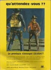 Verso de Les classiques illustrés (2e Série) -5- Rob Roy