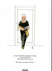 Verso de La parenthèse (40 ans d'histoires)