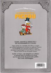 Verso de La grande Épopée de Picsou -5- Tome V - Le Trésor de Crésus et autres histoires