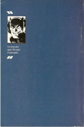 Verso de Batman: The Dark Knight (1986) -2- The Dark Knight Triumphant