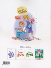 Verso de Happy Books - Happy parents