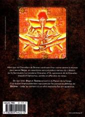 Verso de Saint Seiya Next Dimension -8- Tome 8