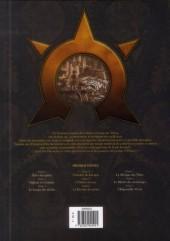 Verso de Les naufragés d'Ythaq -INT2- Premier Voyage - Tomes 4 à 6