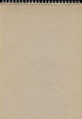 Verso de Broussaille -HS2- Les papiers de Broussaille
