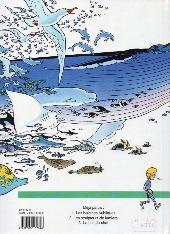 Verso de Broussaille -1a- Les baleines publiques
