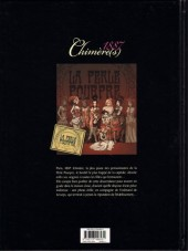 Verso de Chimère(s) 1887 -4- Les liens du sang