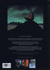 Verso de La guerre du Feu (Roudier) -3- Par le pays des eaux