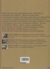 Verso de Voyage sous les eaux -1- Voyage sous les eaux, la genèse de 20000 lieues sous les mers