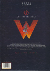 Verso de Wanted (Rocca / Girod) -1- Les frères Bull