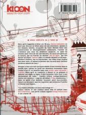 Verso de Ressentiment -1- Volume 1