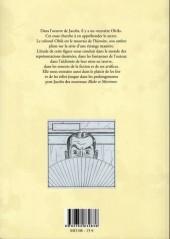 Verso de (AUT) Jacobs, Edgar P. -33- Olrik ou le secret du mystère Jacobs
