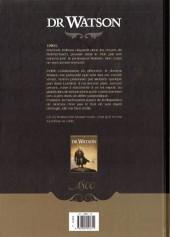 Verso de Dr Watson -1- Le Grand Hiatus (Partie 1)