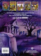 Verso de Scooby-Doo ! -5- Pétoche et lampes de poche !