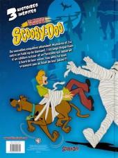 Verso de Scooby-Doo (Les nouvelles aventures de) -4- Frousse et frissons
