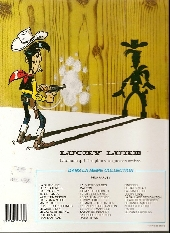 Verso de Lucky Luke -37a98- Canyon Apache
