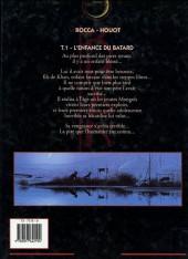Verso de Le khan -1- L'enfance du batard