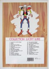 Verso de Lucky Luke -31c93- Tortillas pour les Dalton
