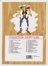 Verso de Lucky Luke -13c2000- Le juge