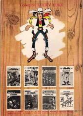 Verso de Lucky Luke -24a1968- La caravane