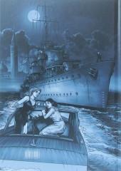 Verso de Betty & Dodge -7TT- Piège à Venise