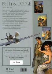 Verso de Betty & Dodge -HS1- L'aventure rencontre l'histoire