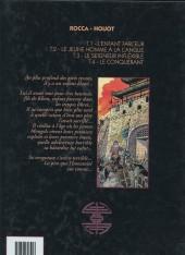Verso de Le khan -4- Le conquérant