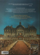 Verso de Histoires de France (Deutsch) -2- XVIIe siècle - Louis XIV et Nicolas Fouquet
