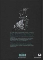 Verso de Le roi des scarabées - Le roi des Scarabées