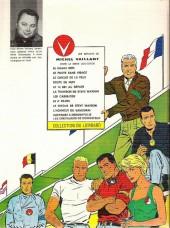 Verso de Michel Vaillant -8a1966- Le 8e pilote