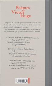 Verso de (AUT) Avril - Poèmes de Victor Hugo