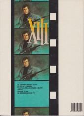 Verso de XIII -1a1990/02- Le jour du soleil noir