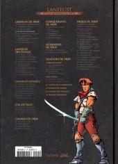 Verso de Lanfeust et les mondes de Troy - La collection (Hachette) -4- Lanfeust de Troy - Le Paladin d'Eckmül