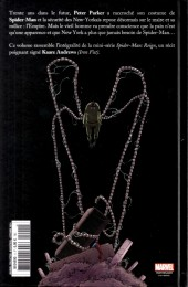 Verso de Marvel Collector -4- Spider-Man - L'Empire