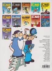 Verso de Léonard -22a1999- Cadeau de génie