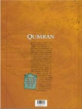 Verso de Qumran -1a05- Le rouleau du Messie
