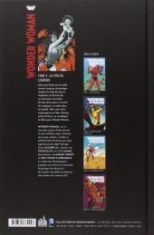 Verso de Wonder Woman (DC Renaissance) -4- La Voie du guerrier