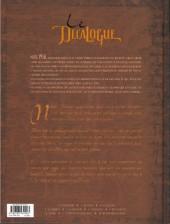 Verso de Le décalogue -3a2010- Le météore